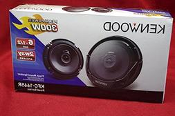 "Kenwood KFC-1665R 6.5"" 2-Way Road Series Coaxial Car Speaker"