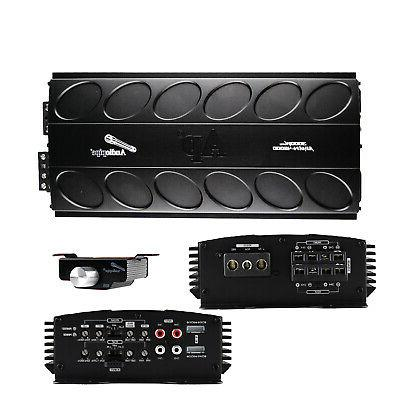 4 channel amplifier 3000w class d amp