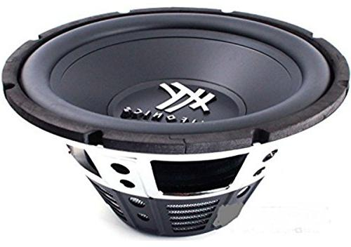 "4) HFX12D4 12"" 2400W Subwoofers Power"