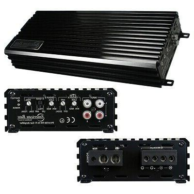 4000w max class d amplifiers car stereo