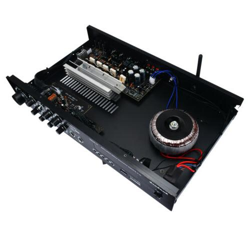 5 4.0 Home Hi-Fi Amp Amplifier SD