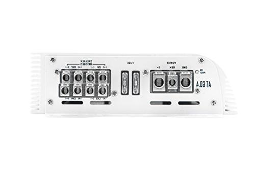 CT Sounds AT-60.4 Class AB Channel Amplifier
