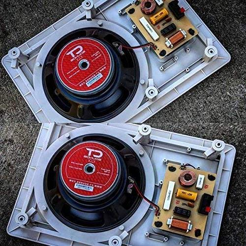 "CT Sound 8"" Theater Weatherproof Speaker"