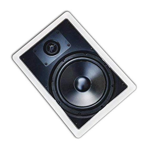 "CT Sounds in-Wall Surround Sound 8"" 2-Way Home Theater Weath"