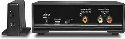 Nad - 2 Wireless Dac - Black