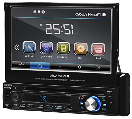 SOUNDSTORM Double 2 DIN Bluetooth MP3//CD//AM//FM//USB//SD Player In-Dash Car Stereo