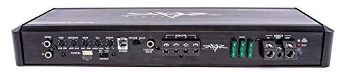 Skar Audio LP-1000.1Dv2 2000-Watt Monoblock Class D MOSFET Amplifier with Remote Control