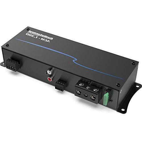 AudioControl Series ACM-1.300 Compact Mono Subwoofer 175 watts RMS x 1 at 4 ohms