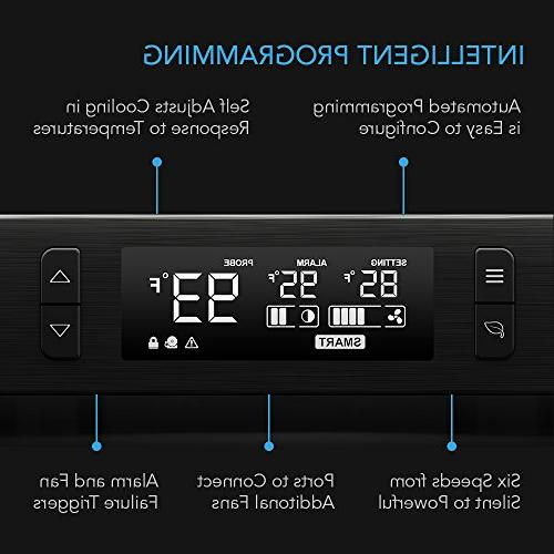 AC T10, Quiet System Receivers, Amps, Cabinet