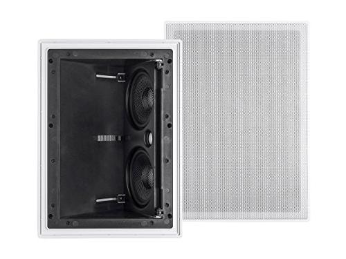 alpha wall surround speaker dual