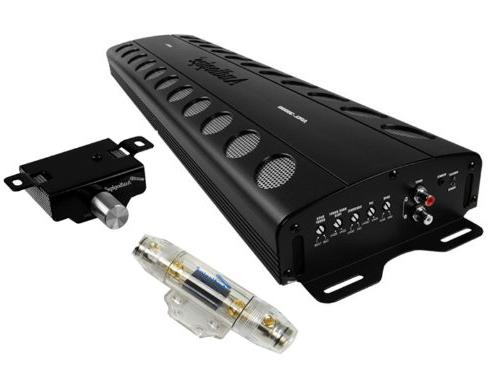 Audiopipe New RMS Amplifier + Gauge