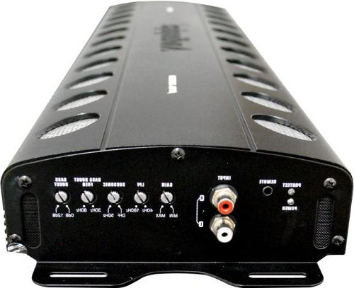 Audiopipe New 3000W RMS Mono Amplifier Gauge