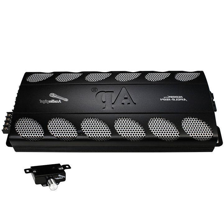 Audiopipe APCLE-1504 Amplifier 1500W Max Fullrange Car Audio Amp
