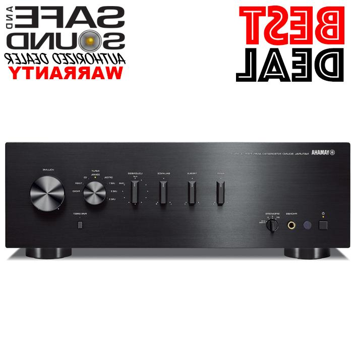 as301 integrated amplifier as 301 black