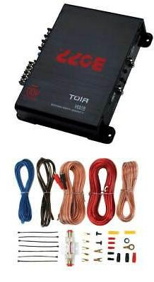 New BOSS AUDIO R1004 400 Watt 4 Channel Car Power Amplifier