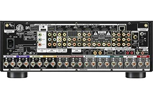 Denon AVR-X6500H 8 Out, High Power Channel Amplifier Theater Streaming Alexa HEOS | Audyssey Advanced