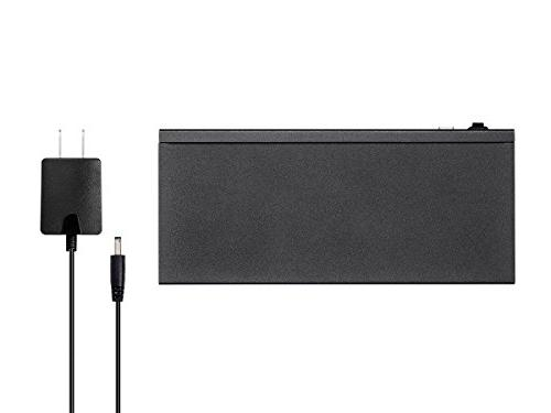 Monoprice 4K HDMI and - Black @ Dolby Support and Built Automatically Adjusting Amplifier