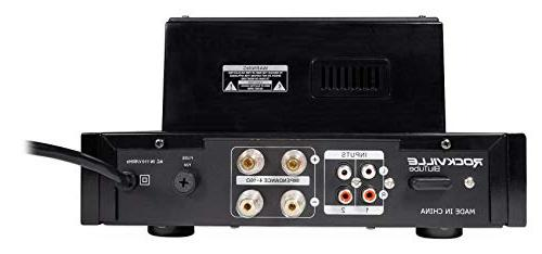 Rockville Amplifier/Home Stereo with Bluetooth