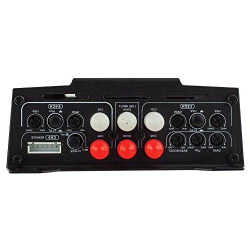 DS18 CANDY-X5B Watts 5 Channel D Amplifier Level Controller