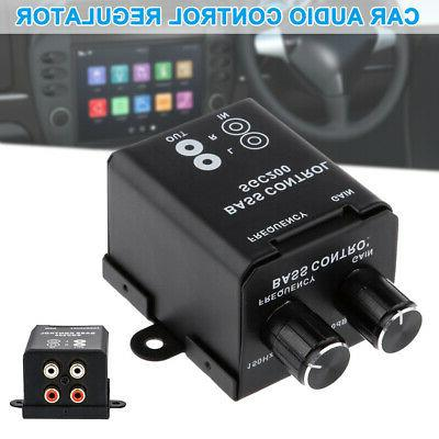 car amplifier audio regulator bass subwoofer equalizer