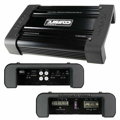ORION COBALT CB2500.2 2500 WATTS MAX 2 CHANNEL AMPLIFIER CB2