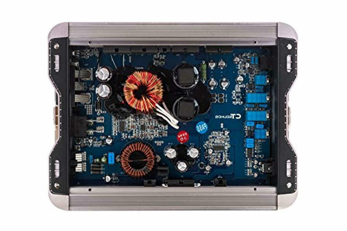 CT Sounds T-500.1 Car Amplifier 500w