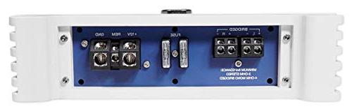 Rockville 1400w 2 Channel Amplifier w/Silicone Covers+Amp