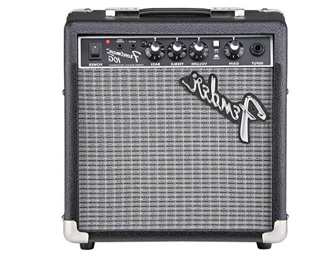 electric guitar amplifier music amp small portable