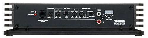 Sound 1200 Watt, Channel, 2 Stable Class A/B, Range, Amplifier with Remote Subwoofer Control