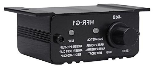 4-Channel Car Class Amp Kit