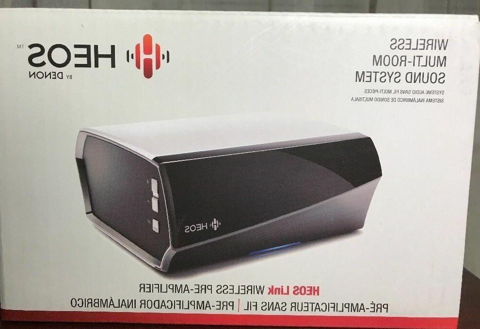 heos link wireless multi room pre amplifier