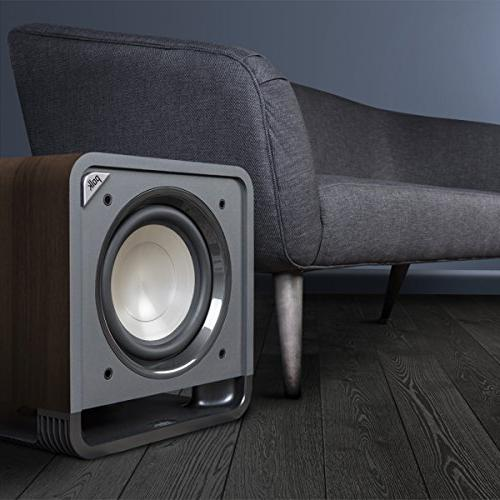 "Polk Audio 10"" Subwoofer Technology"