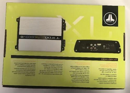 JL Stereo Mono Amplifier 1,000W D Amp New