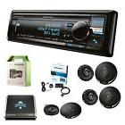 Kenwood CD Player w/3-way SPKR, 5-Way SPKR, Amplifier, 18G W