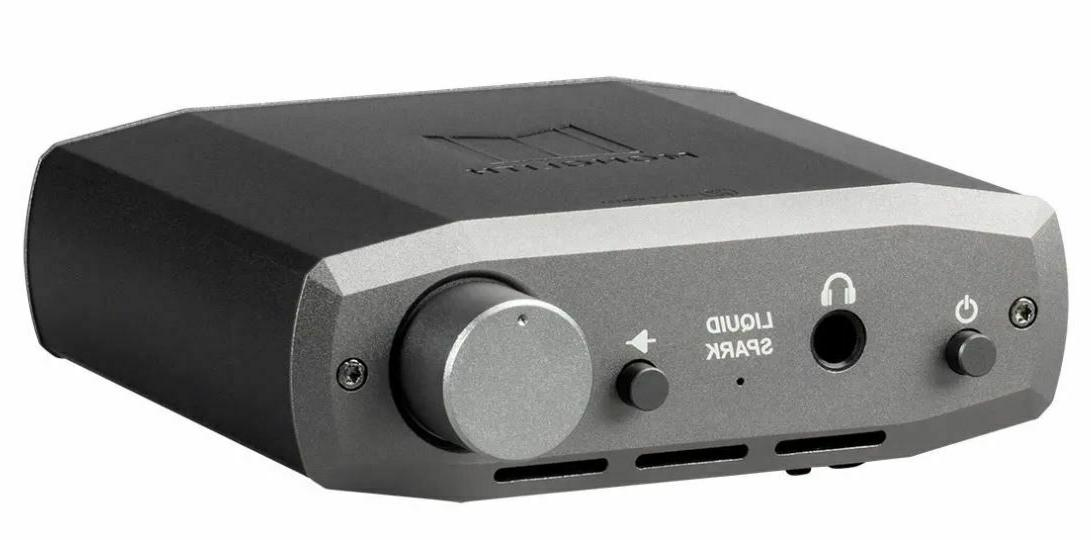liquid spark headphone amplifier