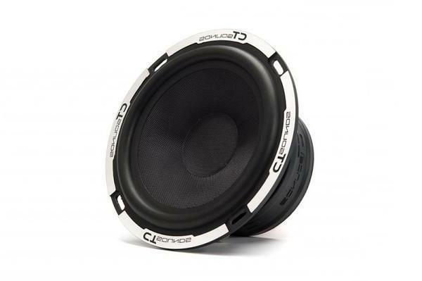 CT Sounds Meso Inch 3 Way Audio Full Range Component