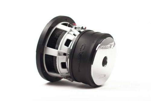"CT 8 D2 8"" Dual Ohm Car Sub"