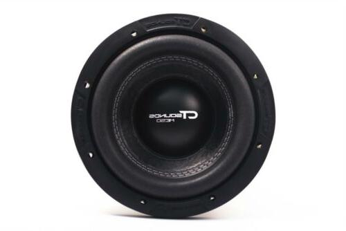 "CT Sounds D2 8"" Car"