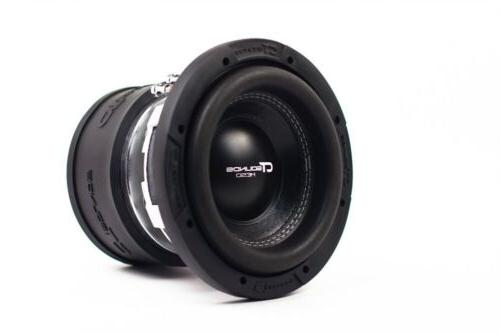 CT D2 800 watt Car Subwoofer