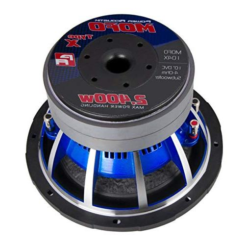 Power Dual Ω RMS Subwoofer
