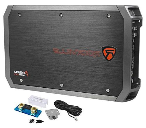 """Rockville 2000w Mono for 10"""" Subwoofers"""