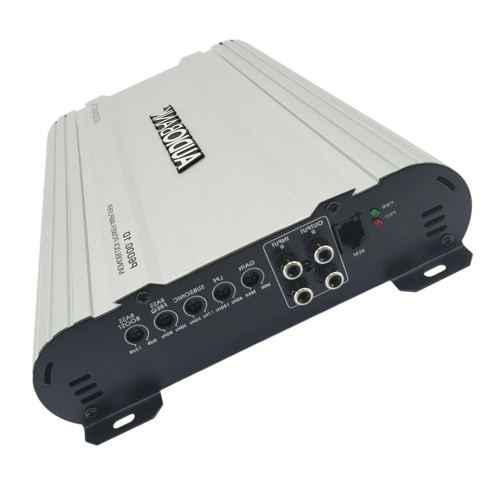 Amp Car Audio P6001