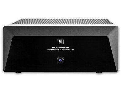 Monolith 9 Channel Home Power 3x200W