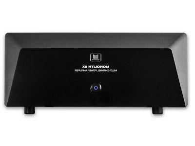 Monolith 9 Channel Home Amplifier, 3x200W