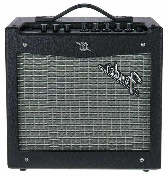 Fender Mustang I 20 Watt Combo Electric - Black