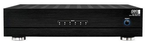 OSD Channel, Stereo Zones, 60 Peak 80 Includes direct or Dual Universal Bus Inputs per per