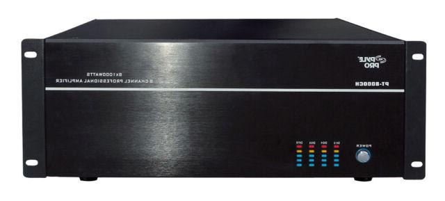 new pt8000ch 19 rack mount 8000 watt