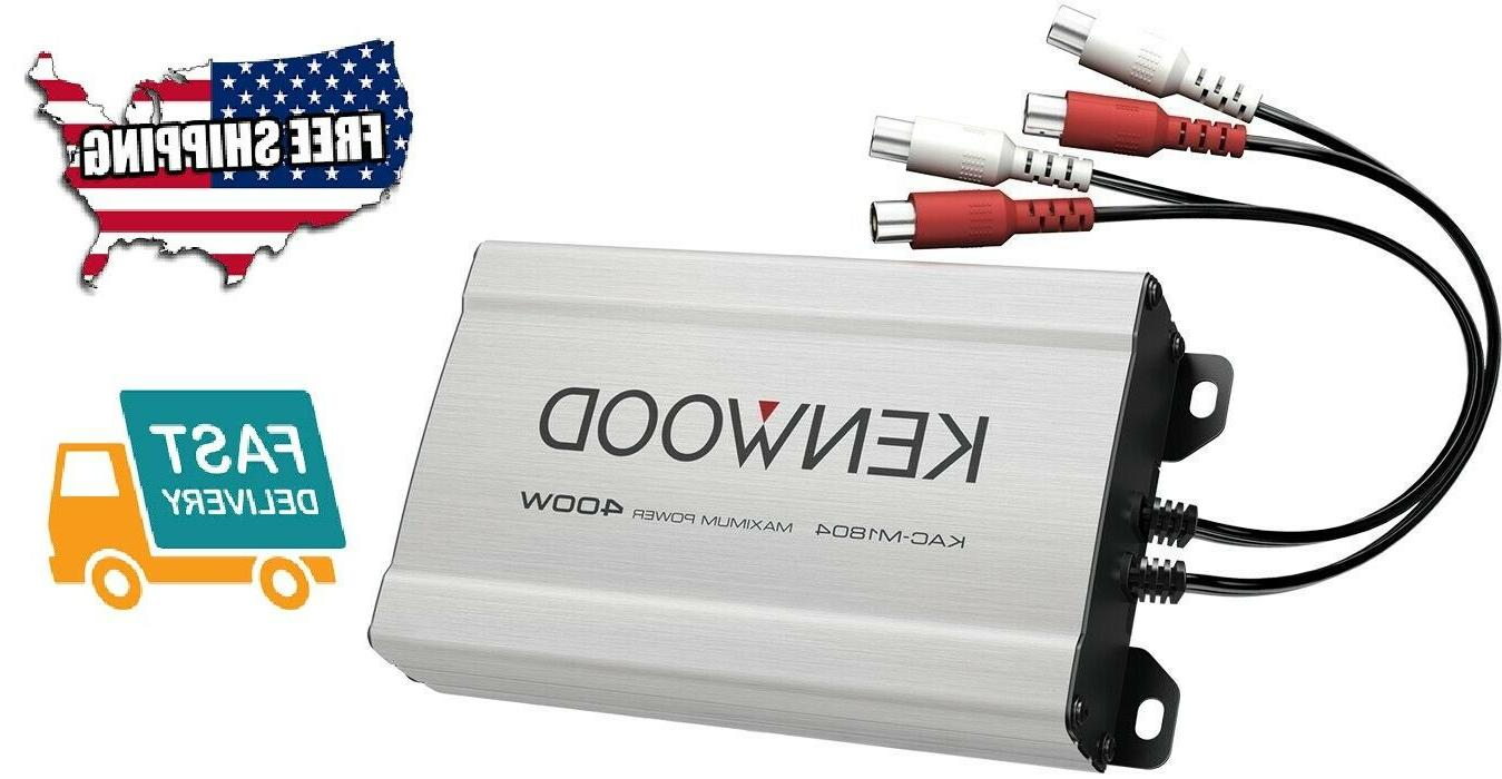 Outdoor Car Tools Part Marine Audio Sound Amplifiers Compact