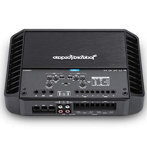 Rockford Fosgate P400X4 4-Channel Amplifier