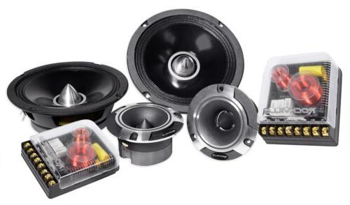 pair 5c competition component speakers